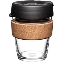 KeepCup Brew Cork BLACK 340 ml
